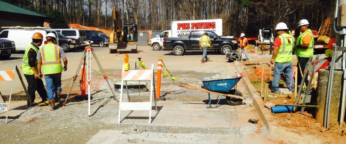 Asphalt Paving Atlanta and Construction Services at